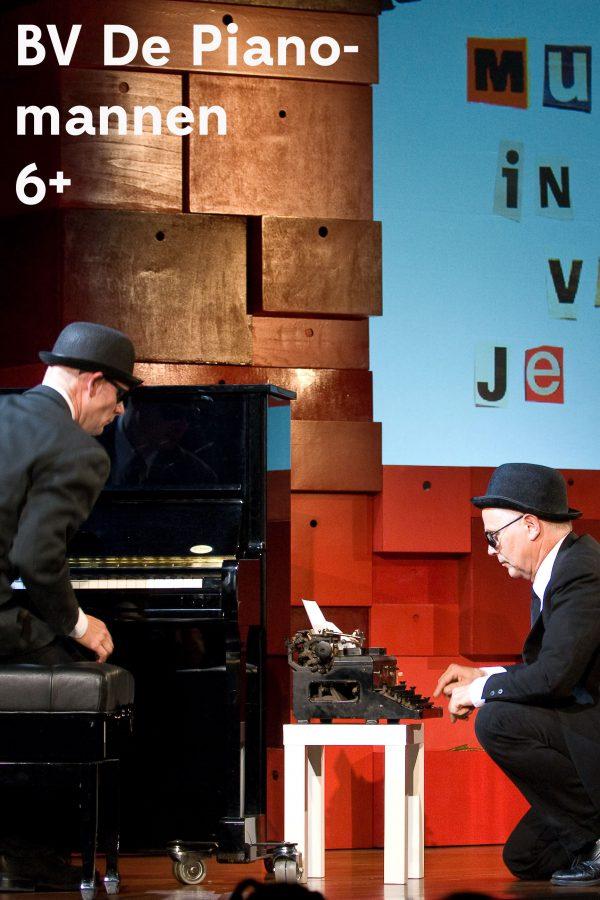 BV De Pianomannen
