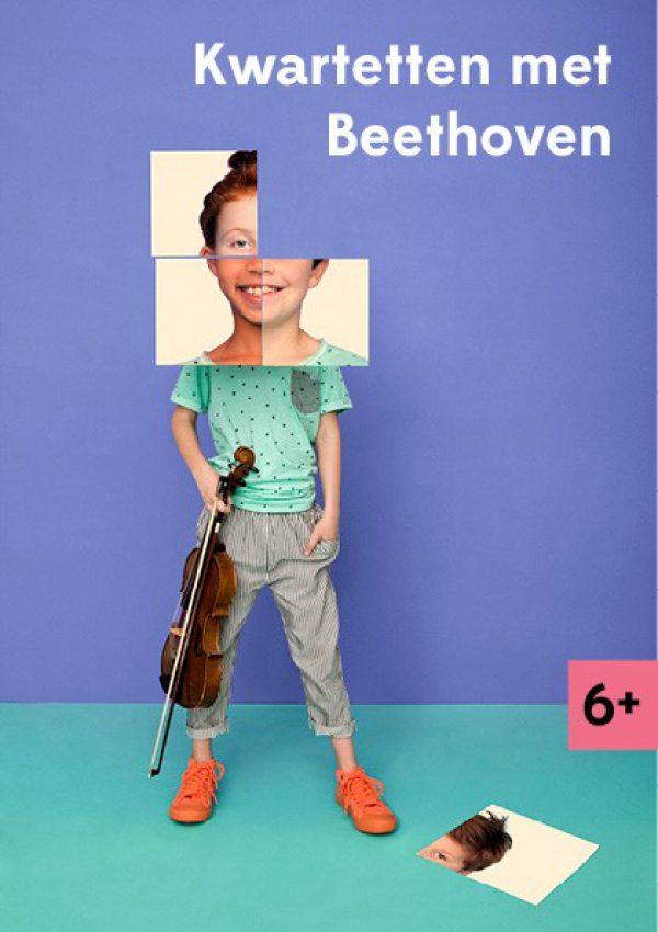Educatiemateriaal: Kwartetten met Beethoven