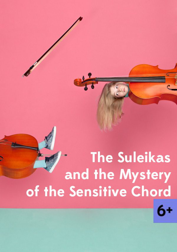 The Suleikas and the Mystery of the Sensitive Chord – ARCHIEF