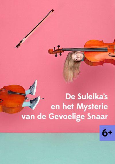 Oorkaan klassieke muziek voor kinderen kinderconcert Trio Suleika