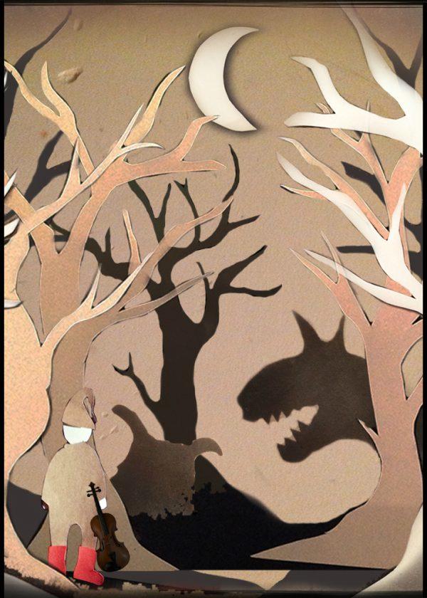 Skyggespill (Shadowmusic)