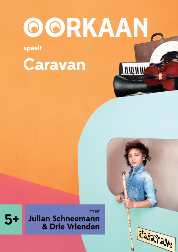 Educatiemateriaal Caravan