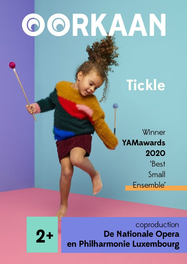 Tickle (2-4)