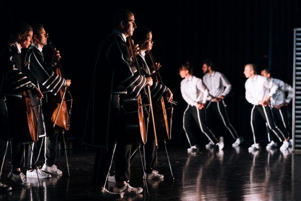 Cellokrijgers genomineerd voor Zapp Theaterprijs