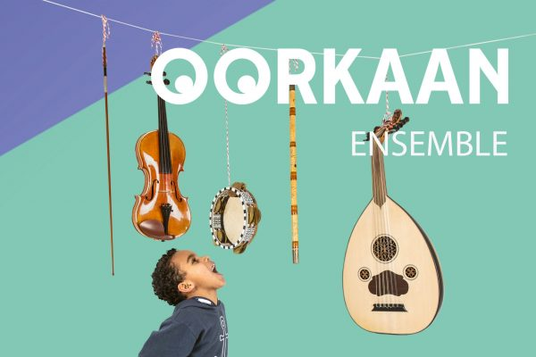 Oorkaan is looking for 4 musicians to form the Oorkaan Ensemble
